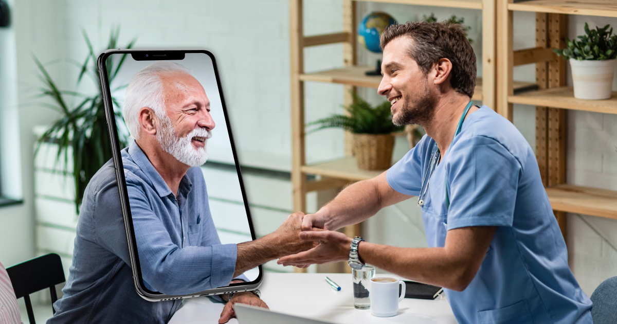 Are Your Older Patients Ready For Telemedicine?